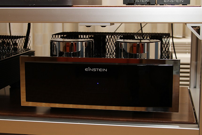 Einstein power amplifier