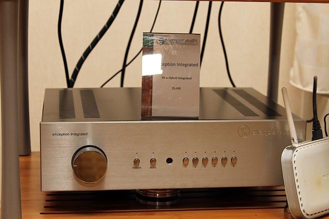 50 watt hybrid integrated amplifier