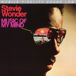 Stevie Wonder LP