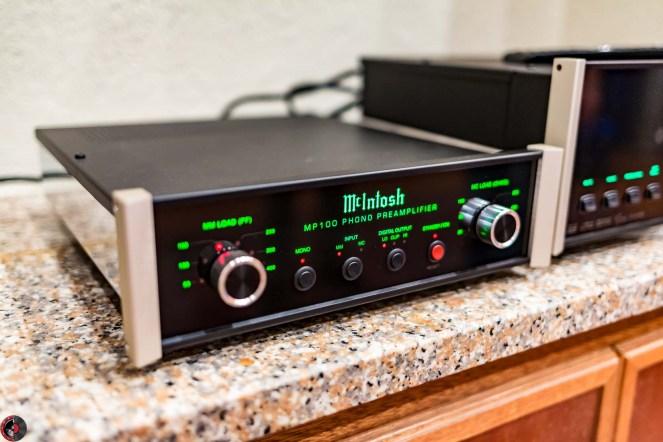 MP100 Phono