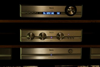 Pass Labs pre-amp goodness