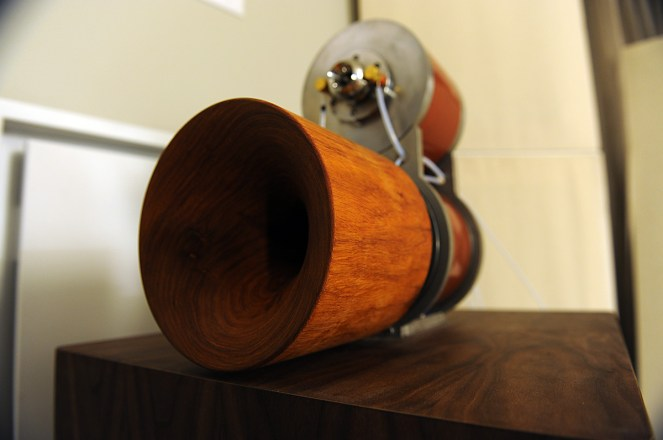 Beautiful wood work.