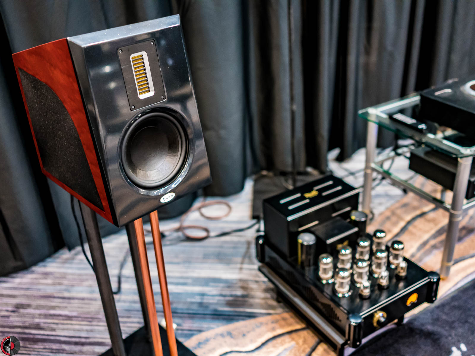 Rmaf 2016 Legacy Pulls Trigger On New Calibre Monitor Part Time 12 Inch Subwoofer Raven 02760 2
