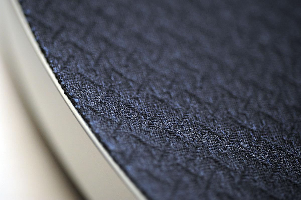 Black Expanded Soft Foam Turntable Mat for The Linn Sondek LP12 Turntable