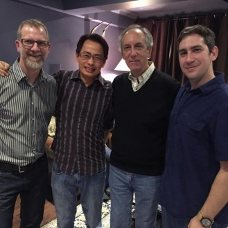Mark Jones, Richard Mak, Harry Weisfeld, Mat Weisfeld