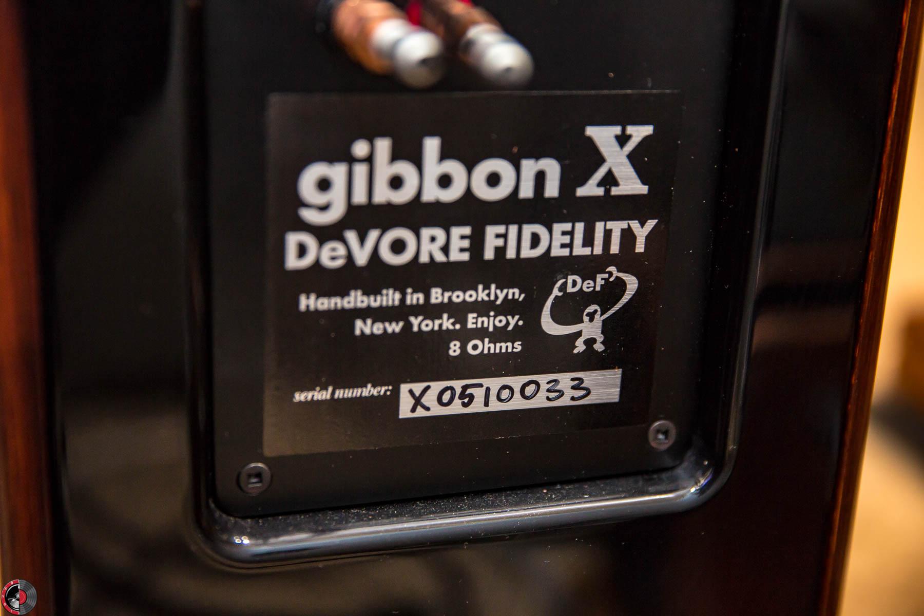 Review: DeVore Fidelity Gibbon X | Part-Time Audiophile