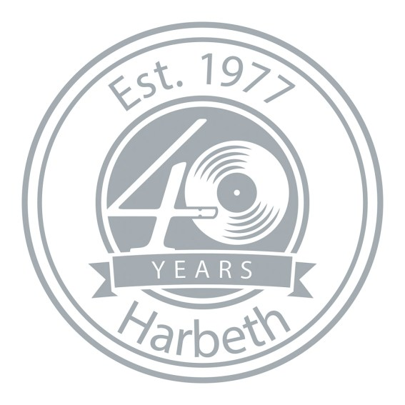 Harbeth 40th logo v4