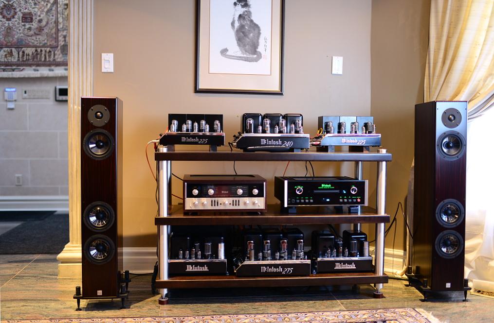 Richard H Mak Part Time Audiophile