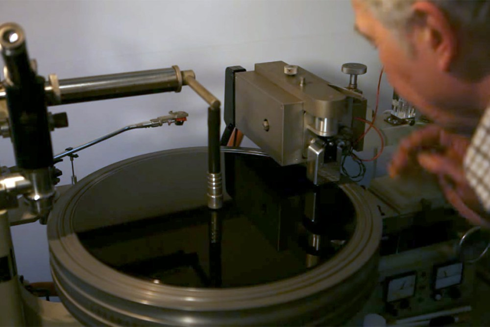 Lathe-Electric-Recording
