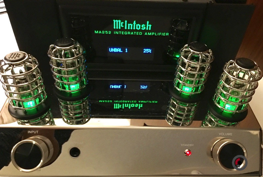 RMAF 2017: McIntosh teases new MA252 hybrid integrated amp
