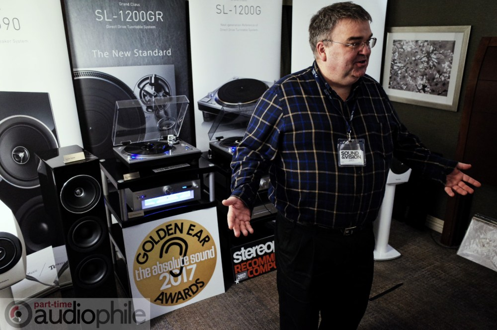Capital Audiofest 2017: Technics dismantles the competition