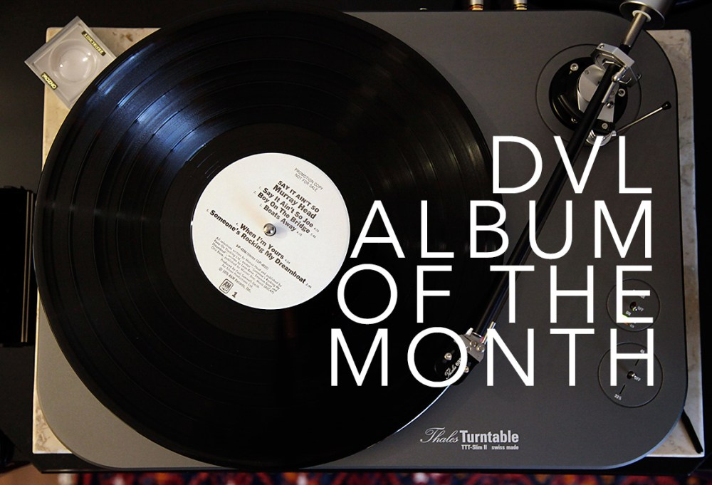 DVL Album of the Month for December – Murray Head