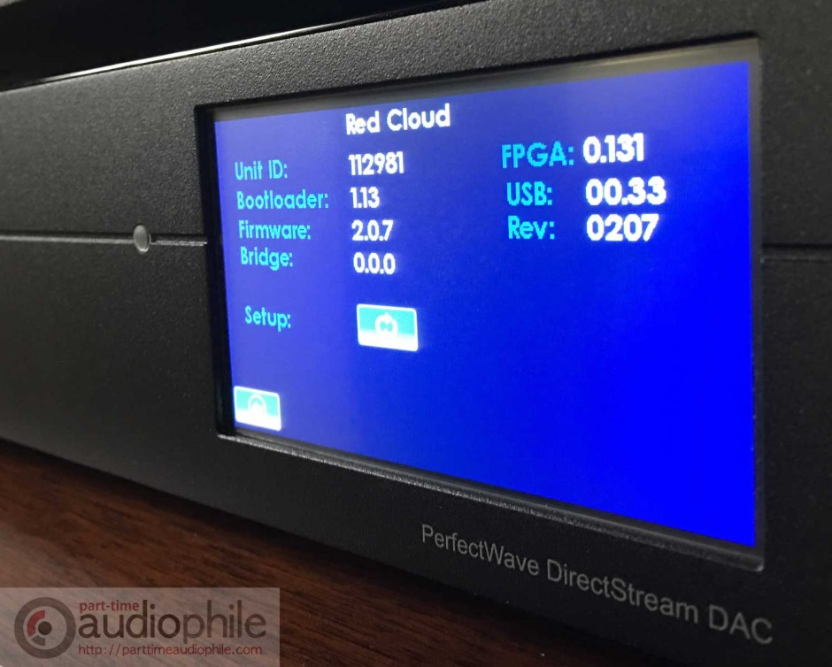 Hey you! Get on to Redcloud! PS Audio updates the DirectStream DAC.