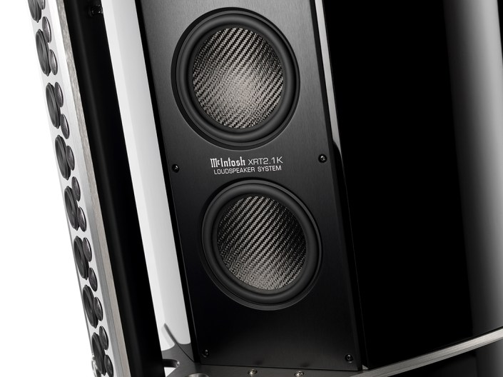 XRT2.1K Mid-Woofer Close Up1