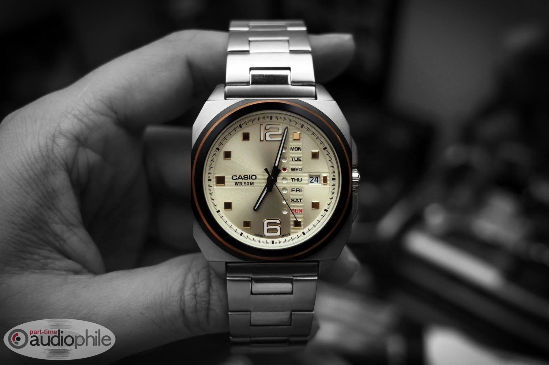 Why We Should Drop The Audiophile Label and Start Wearing Watches