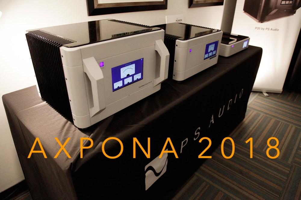 AXPONA 2018: PS Audio unveils new DSD waveform-generation