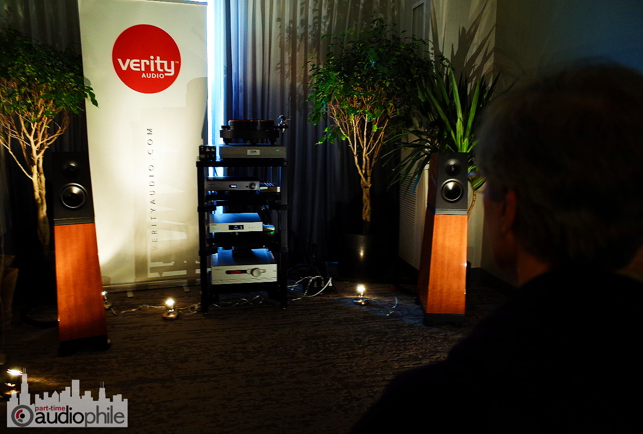 AXPONA 2018: High Fidelity Services, Verity Audio, and Trilogy Audio Systems prove that size doesn't matter (again)