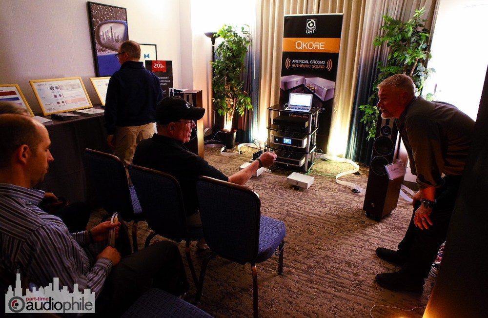 AXPONA 2018: Holm Audio, NAD, Dali, Nordost and the Foundation of Great Sound