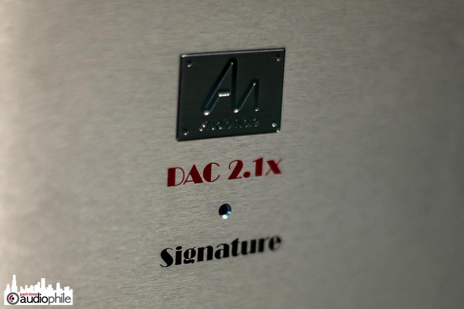 Beguiling Digital: Audio Note UK DAC 2.1x Signature