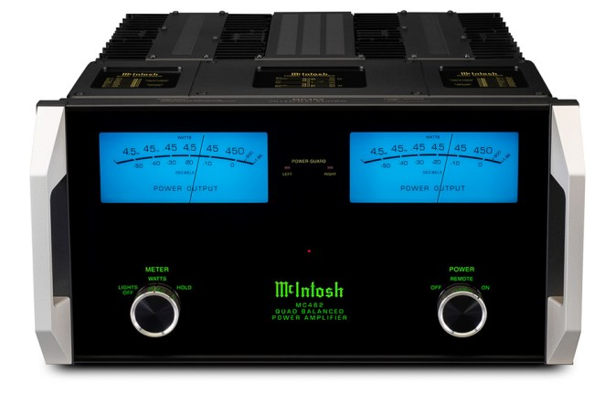 McIntosh-Labs-MC462 Front Top