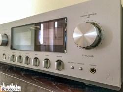 Luxman L-550AXII