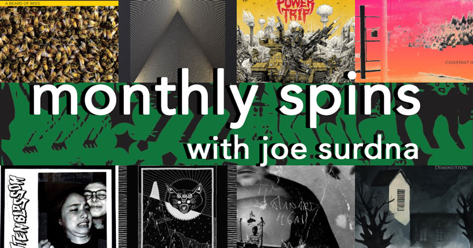 Monthly Spins: July