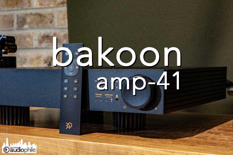 Bakoon Amp-41 header