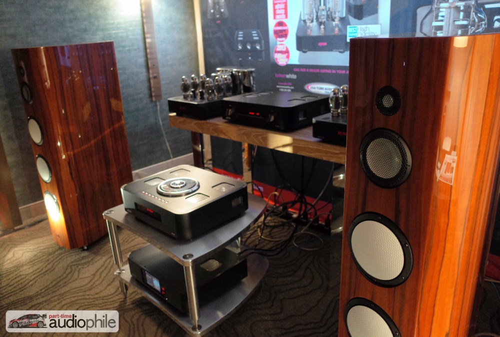 RMAF 2018: Ayon, Lumen White, USA Tube Audio Labs, AVM Audio; rock us like a hurricane