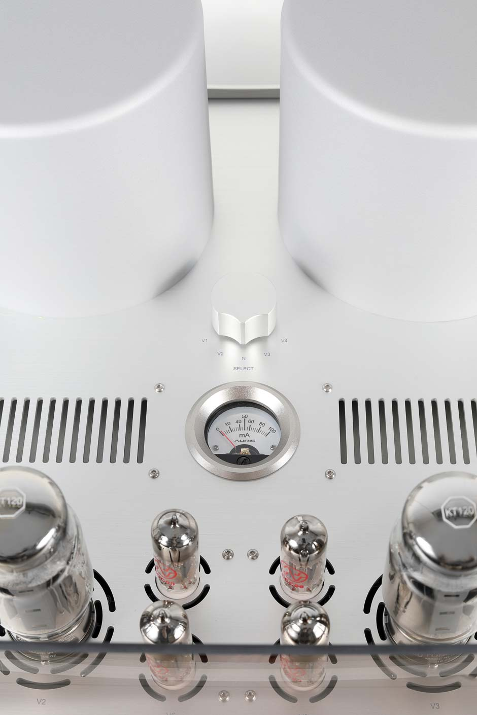 Auris Audio Fortissimo top plate