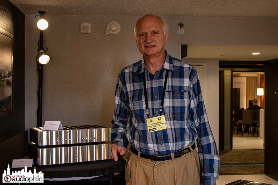 RMAF 2018: Jeff Rowland Design Group and the Ultimate Phono Pre for Multiple Tonearms
