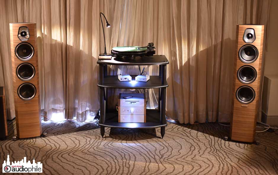 RMAF 2018: Pro-Ject's Live MQA Performance   Part-Time