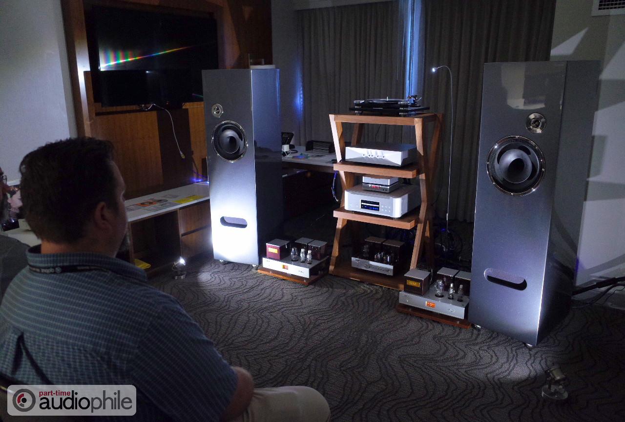 RMAF 2018: Troy Audio, Twin AV, Triode; big speakers, big sound