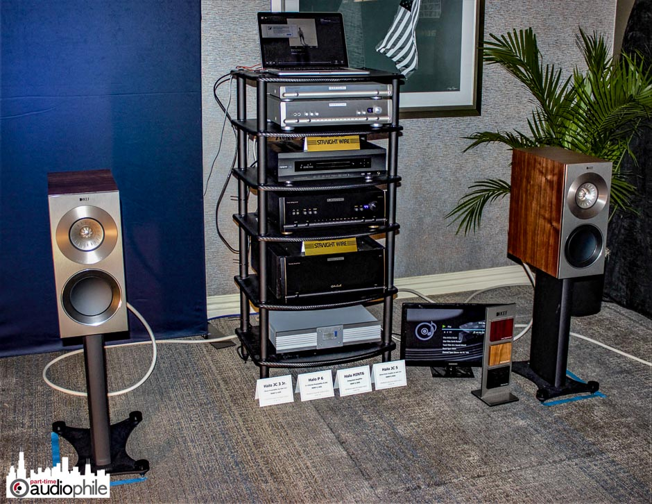 CAF 2018: KEF Reference 1 and a Saturday Morning Wake-Up Call