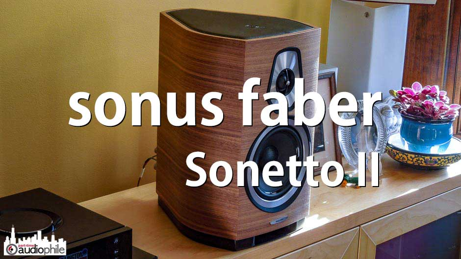 Sonus Faber Sonetto II Speakers | Review
