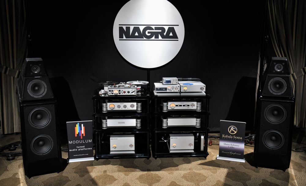 CES 2019: Tape and Digital | Nagra elevates our listening experience