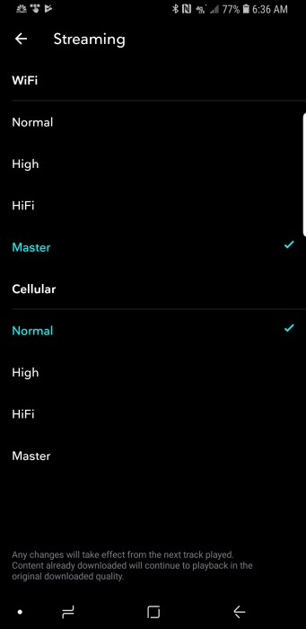 CES 2019: TIDAL Masters on all Android devices and MQA momentum