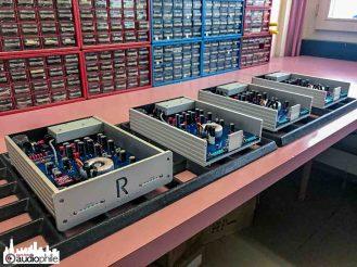Rowen production line