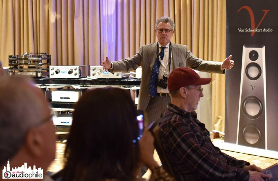 Florida 2019: The Audio Company, VAC, Von Schweikert, Esoteric, Kronos, Critical Mass Systems, and The Michael Fremer Show