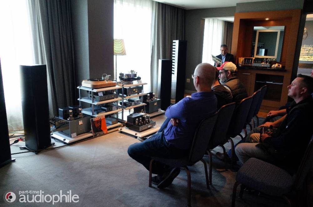 Axiss Audio, Air Tight, Piega, Wireworld, Accuphase, Franco Serblin, Reed, Shelter, Solution Audio, TAOC, Transrotor | AXPONA 2019