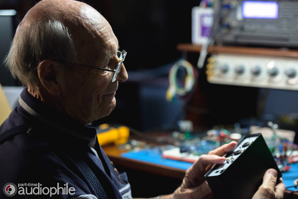 Rupert Neve Designs, from the world's finest recording consoles right to your headphones | AXPONA 2019