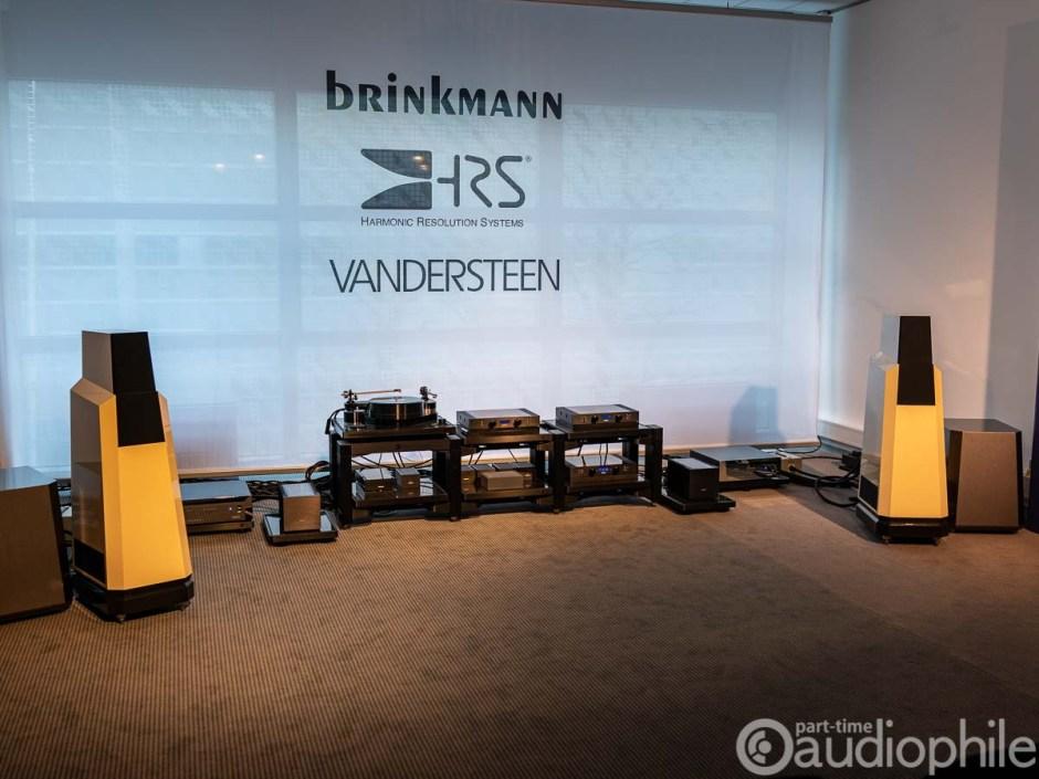 Brinkmann, Vandersteen, HRS | High End 2019