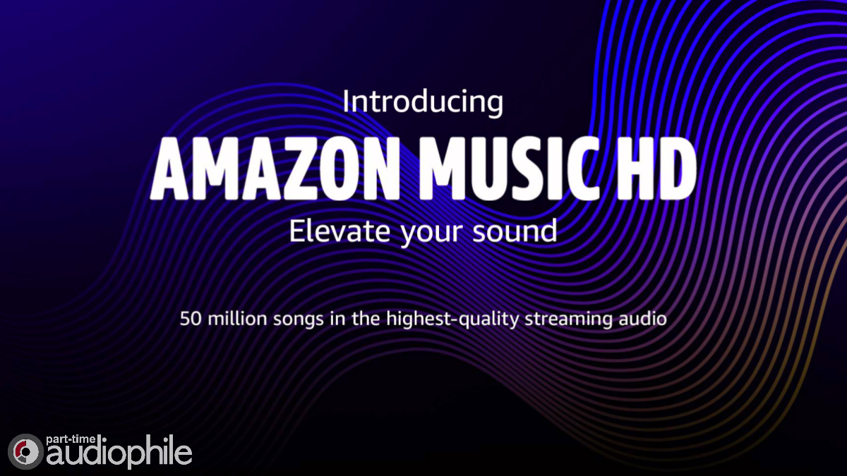 Amazon Takes On Tidal with HD Music Streaming