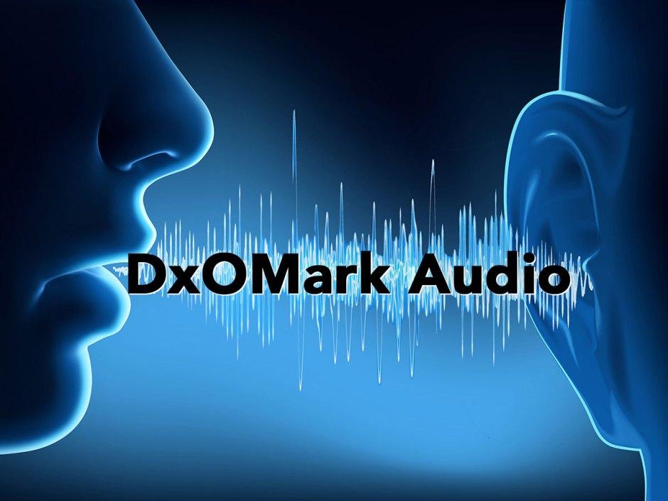 DxOMark Audio Announcement