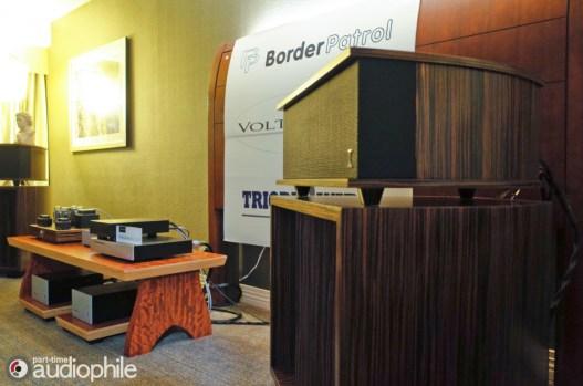 Triode BorderPatrol Volti CAF 2019