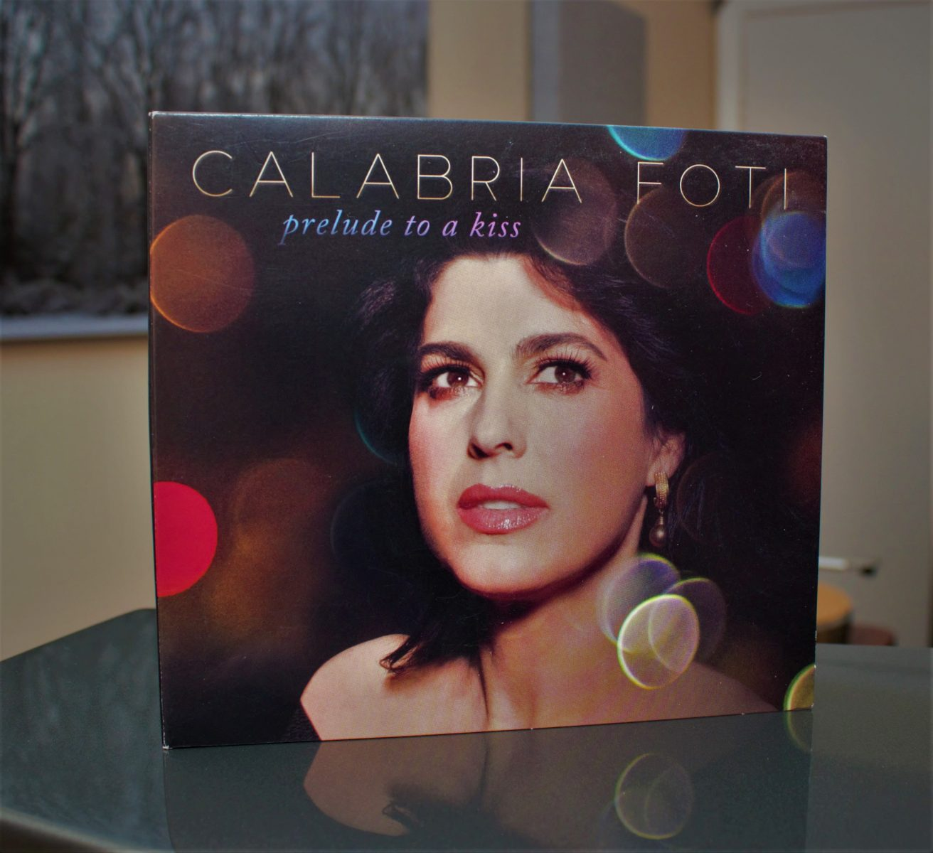 Calabria Foti, Prelude to a Kiss | The Vinyl Anachronist