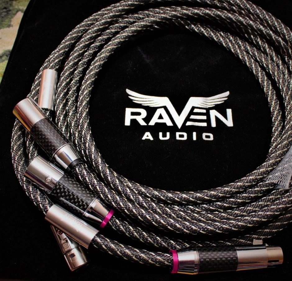 Raven Audio Soniquil cables