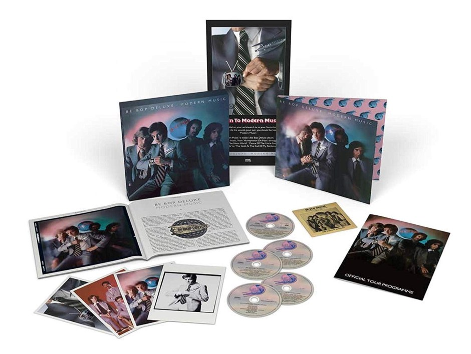Be Bop Deluxe Box Set