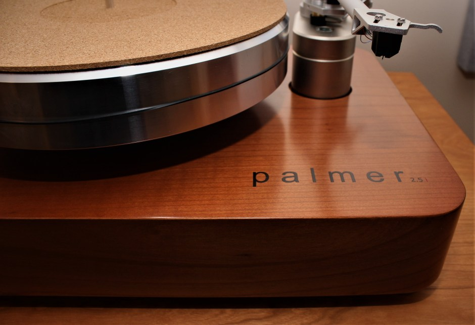 Palmer 2.5i Turntable