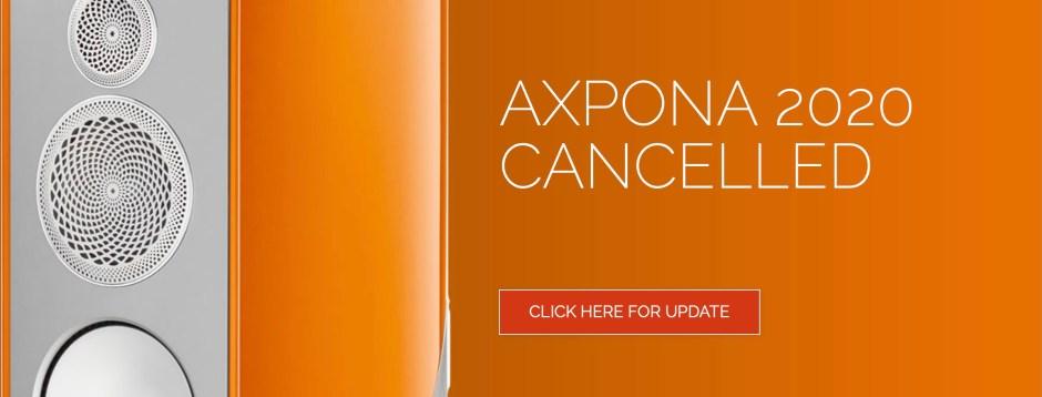 Axpona 2020 Cancelled