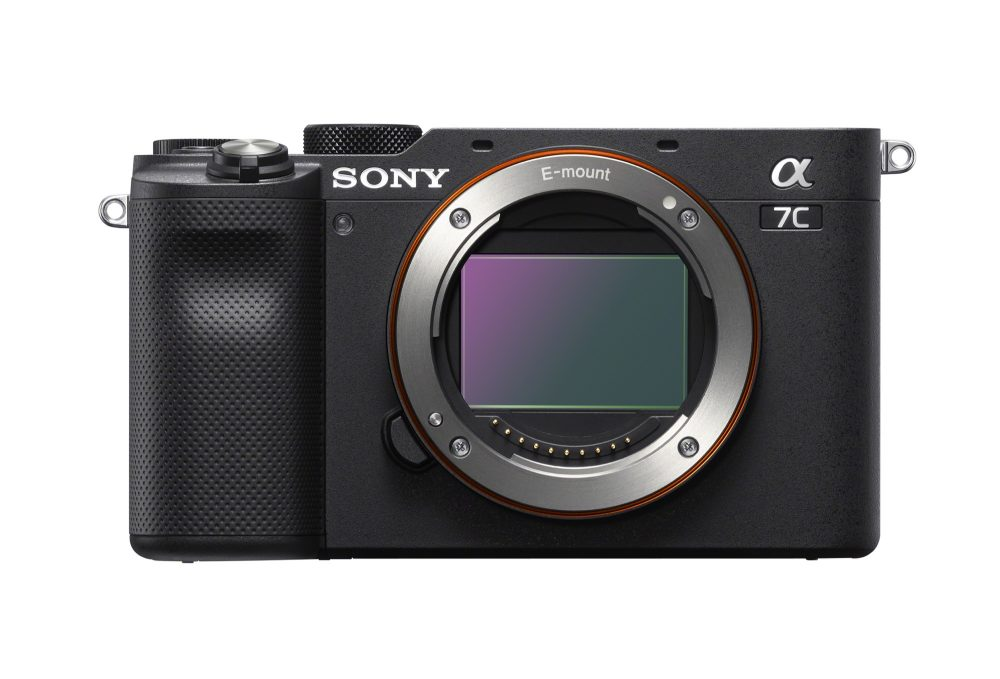 Sony A7C Compact Full-Frame Mirrorless Camera
